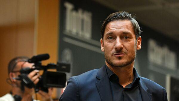 Francesco Totti - Sputnik Italia