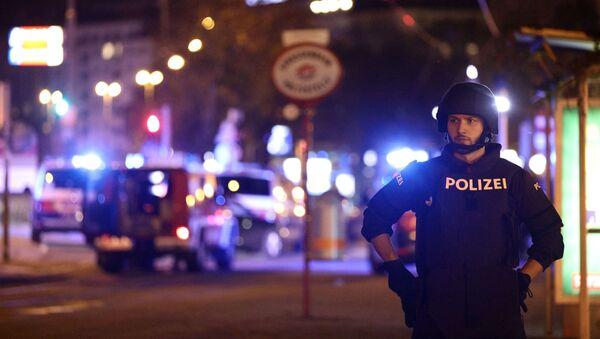 Austria, Vienna dopo l'attacco, secondo novembre del 2020 - Sputnik Italia