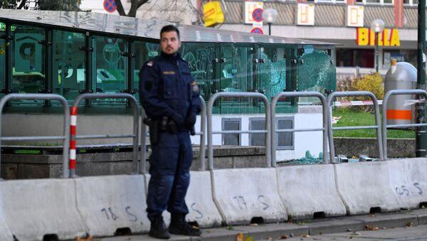 L'attentato terroristico nel centro di Vienna - Sputnik Italia