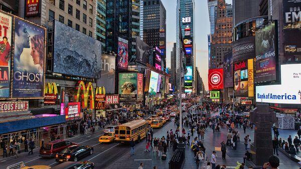 Time Square, New York - Sputnik Italia