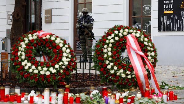 Dopo l'attentato a Vienna - Sputnik Italia