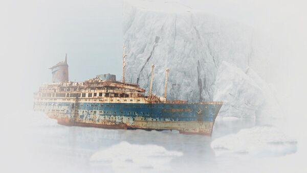 Nave fantasma alla deriva - immagine metaforica - Sputnik Italia