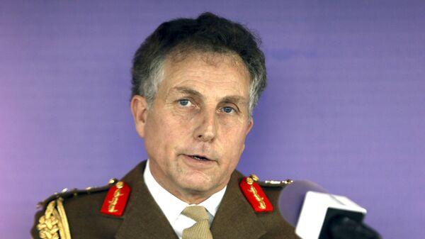Il capo dello Stato Maggiore dell'Esercito del Regno Unito Nick Carter  - Sputnik Italia