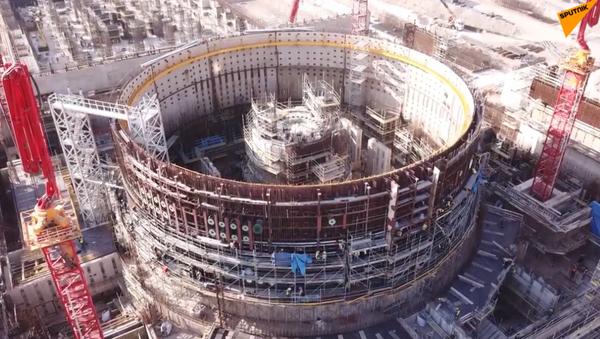 Russia consegna reattore al cantiere della centrale nucleare di Akkuyu in Turchia - Sputnik Italia