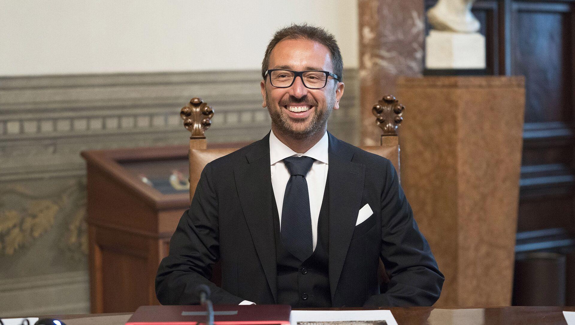 Il Ministro della Giustizia, Alfonso Bonafede - Sputnik Italia, 1920, 22.02.2021