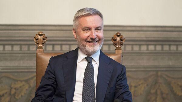 Il Ministro della Difesa, Lorenzo Guerini - Sputnik Italia