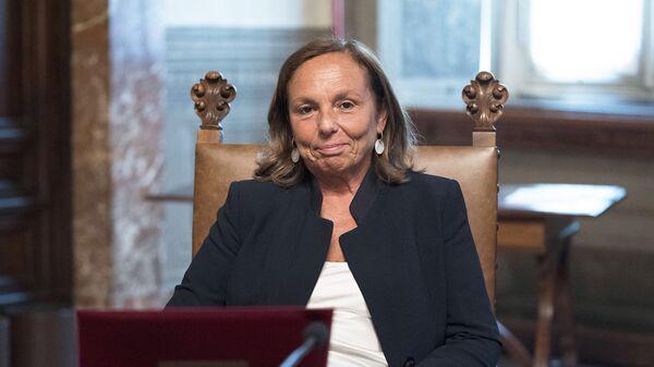 Il Ministro dell'Interno, Luciana Lamorgese - Sputnik Italia