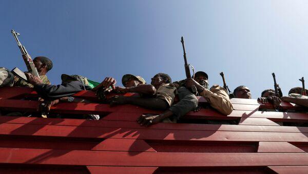 Milizie in Etiopia - Sputnik Italia