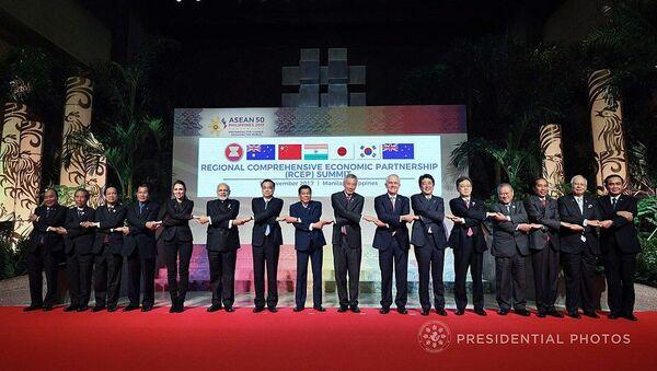 Incontro dei leader RCEP - Sputnik Italia