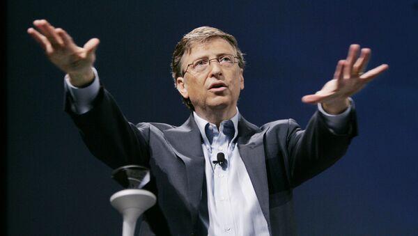 Bill Gates, fundador de Microsoft - Sputnik Italia