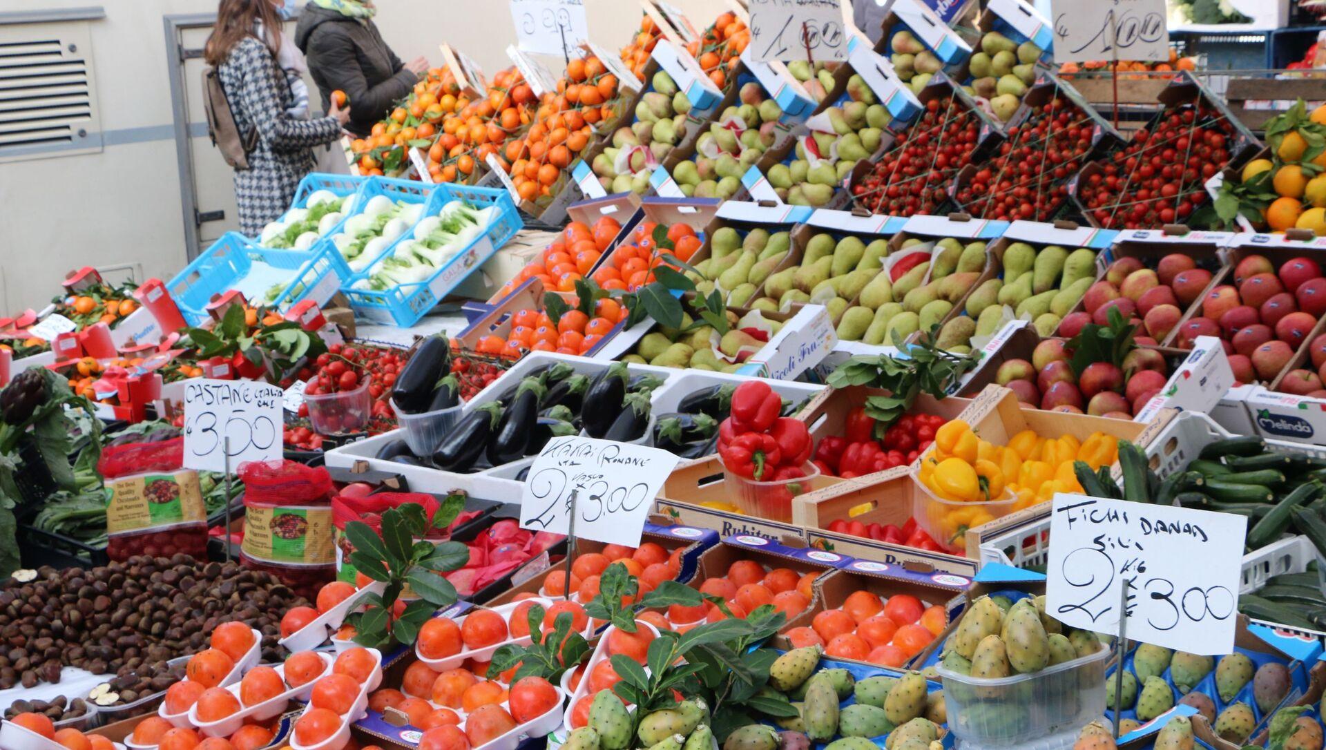 Frutta e verdura - Sputnik Italia, 1920, 03.02.2021