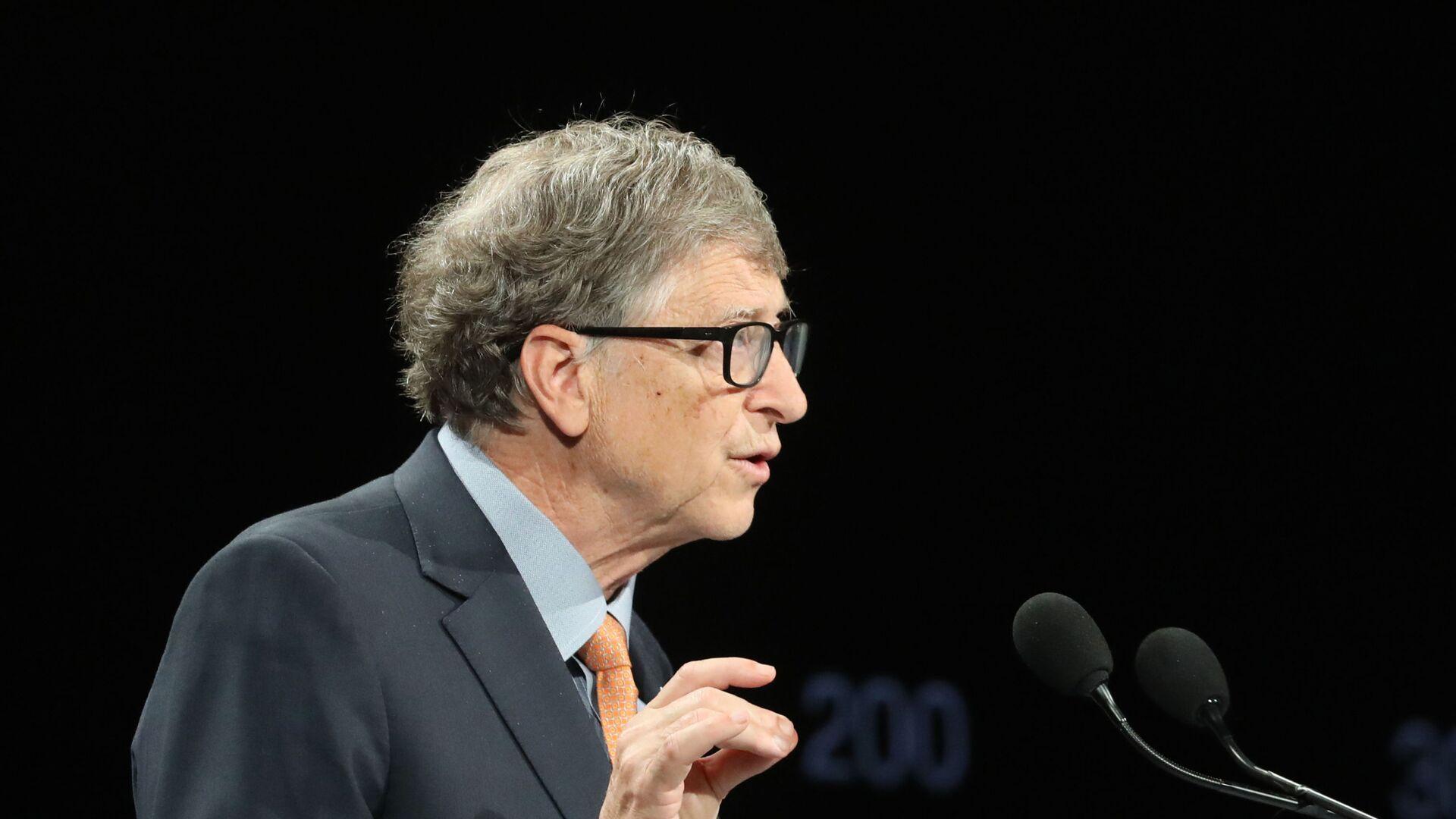 Bill Gates - Sputnik Italia, 1920, 21.04.2021
