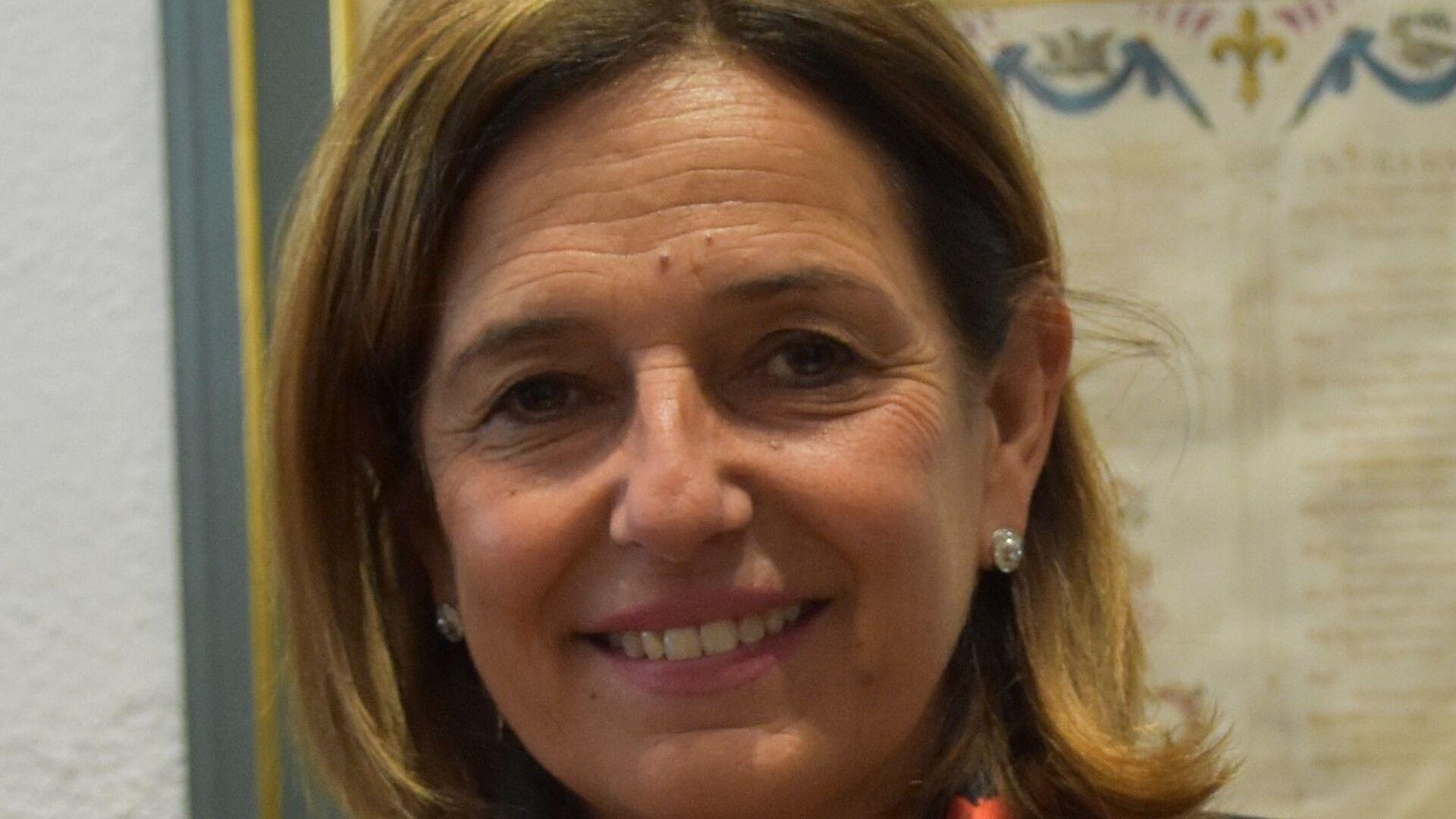 Antonella Polimeni, rettrice dell'Università La Sapienza - Sputnik Italia, 1920, 30.08.2021