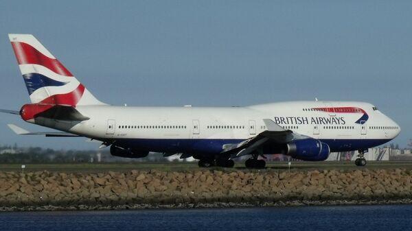 British airlines - Sputnik Italia