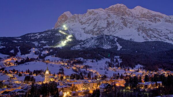 Cortina d'Ampezzo - Sputnik Italia