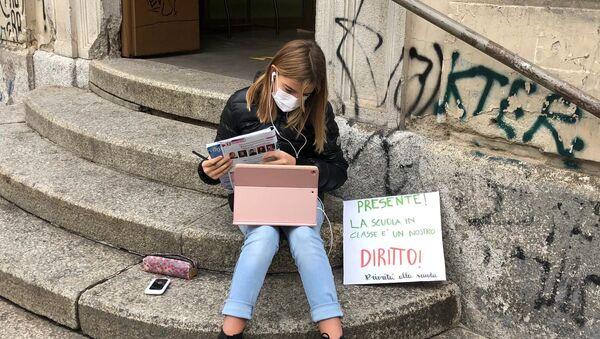 Anita Iacovelli - Sputnik Italia
