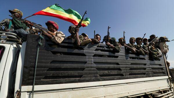 Guerra in Etiopia - Sputnik Italia