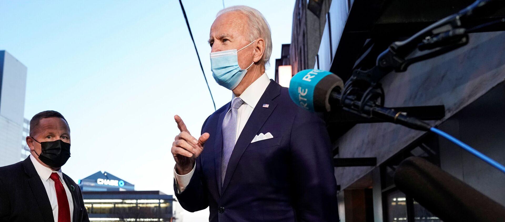 Joe Biden, presidente eletto Stati Uniti d'America - Sputnik Italia, 1920, 19.12.2020