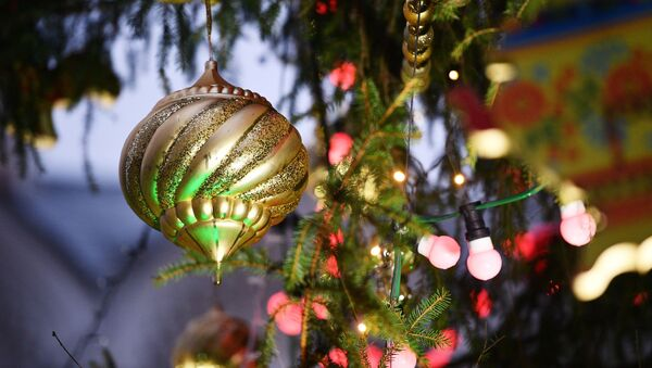 Albero di Natale - Sputnik Italia