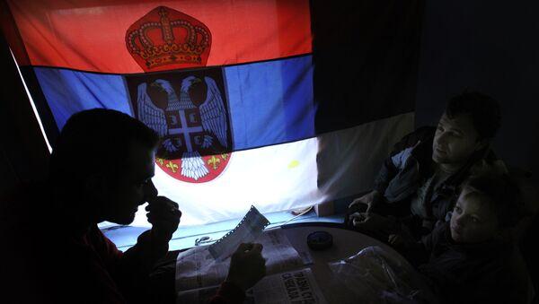 Bandiera della Serbia - Sputnik Italia