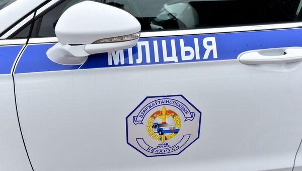 Police car in Minsk - Sputnik Italia