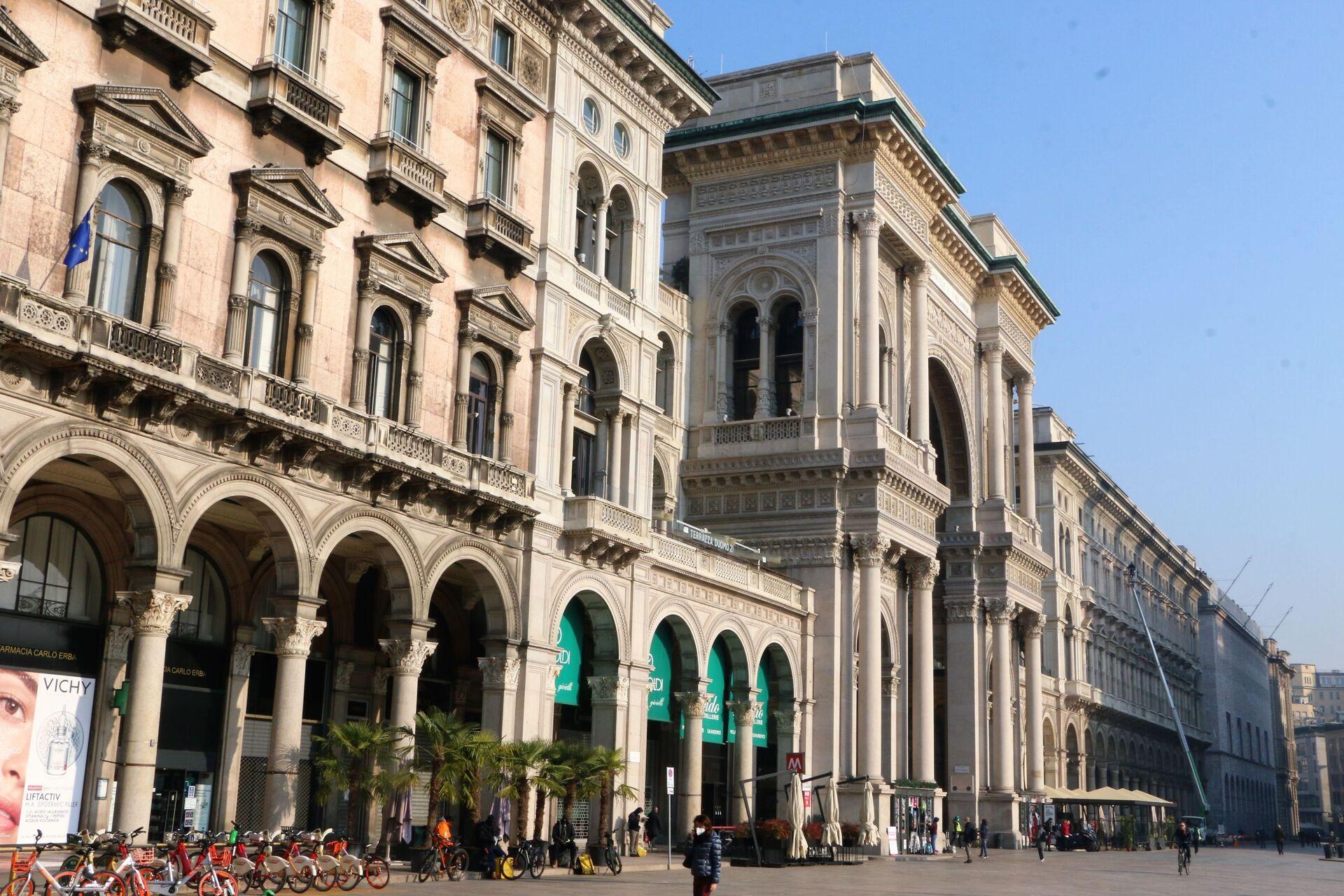 Milano sempre più calda: in 60 anni la temperatura media è cresciuta di due gradi - Sputnik Italia, 1920, 09.02.2021