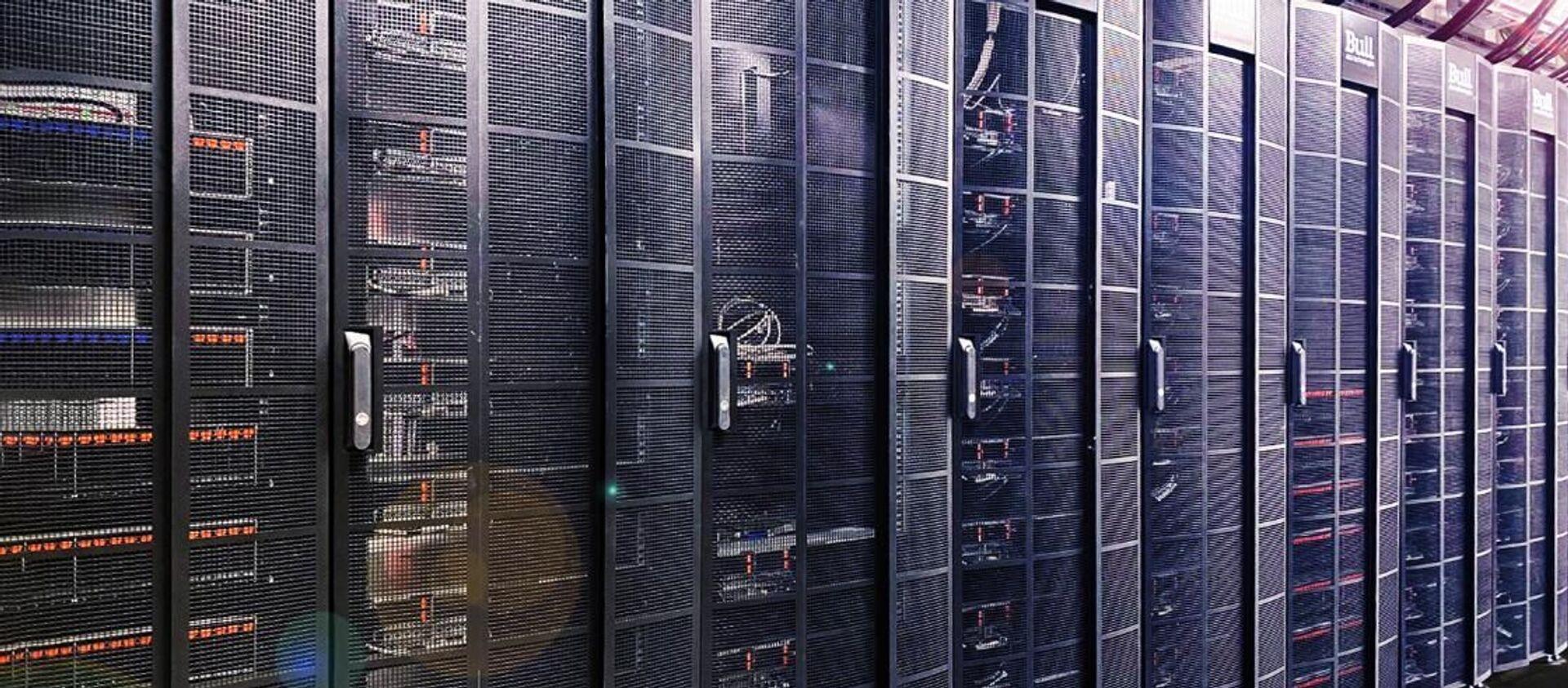 Supercomputer davinci-1 di Leonardo - Sputnik Italia, 1920, 02.12.2020