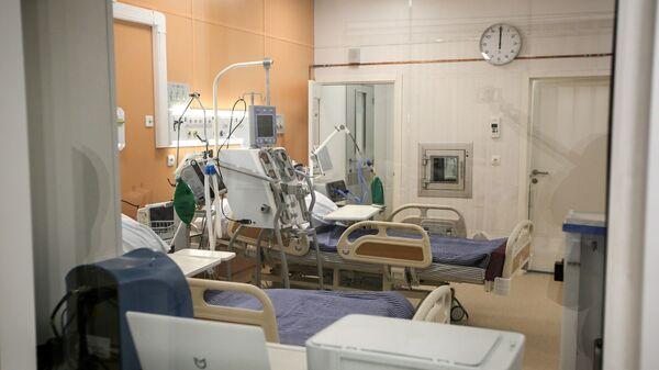 Unità di terapia intensiva - Sputnik Italia