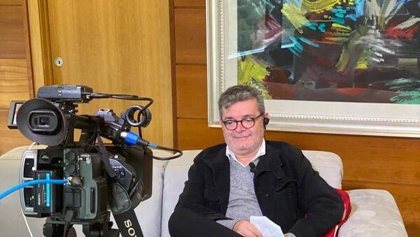 Nino Spirlì, presidente facente funzioni della regione Calabria - Sputnik Italia