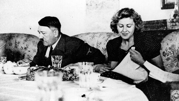 Pranzo di Adolf Hitler e della sua amante Eva Braun - Sputnik Italia