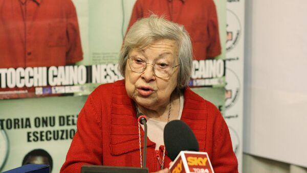 Lidia Menapace - Sputnik Italia