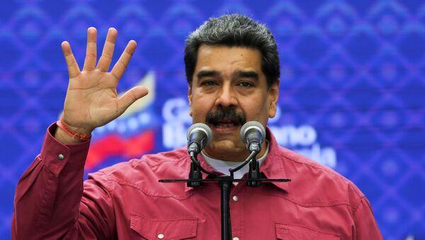 Nicolás Maduro presidente del Venezuela - Sputnik Italia