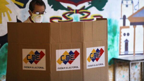 Elecciones parlamentarias en Venezuela - Sputnik Italia