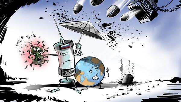Mass media VS Sputnik V - Sputnik Italia