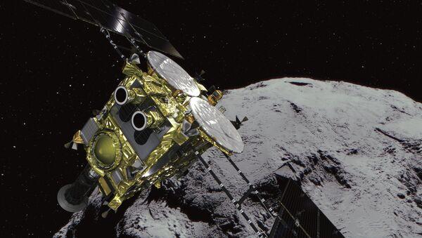 Hayabusa 2 près de Ryugu  - Sputnik Italia