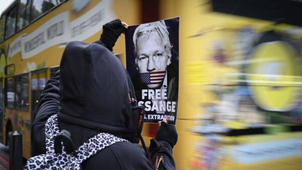 Julian Assange libero - Sputnik Italia
