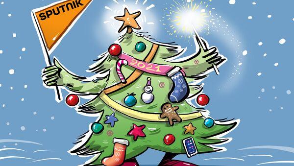 Buon Natale da Sputnik Italia - Sputnik Italia