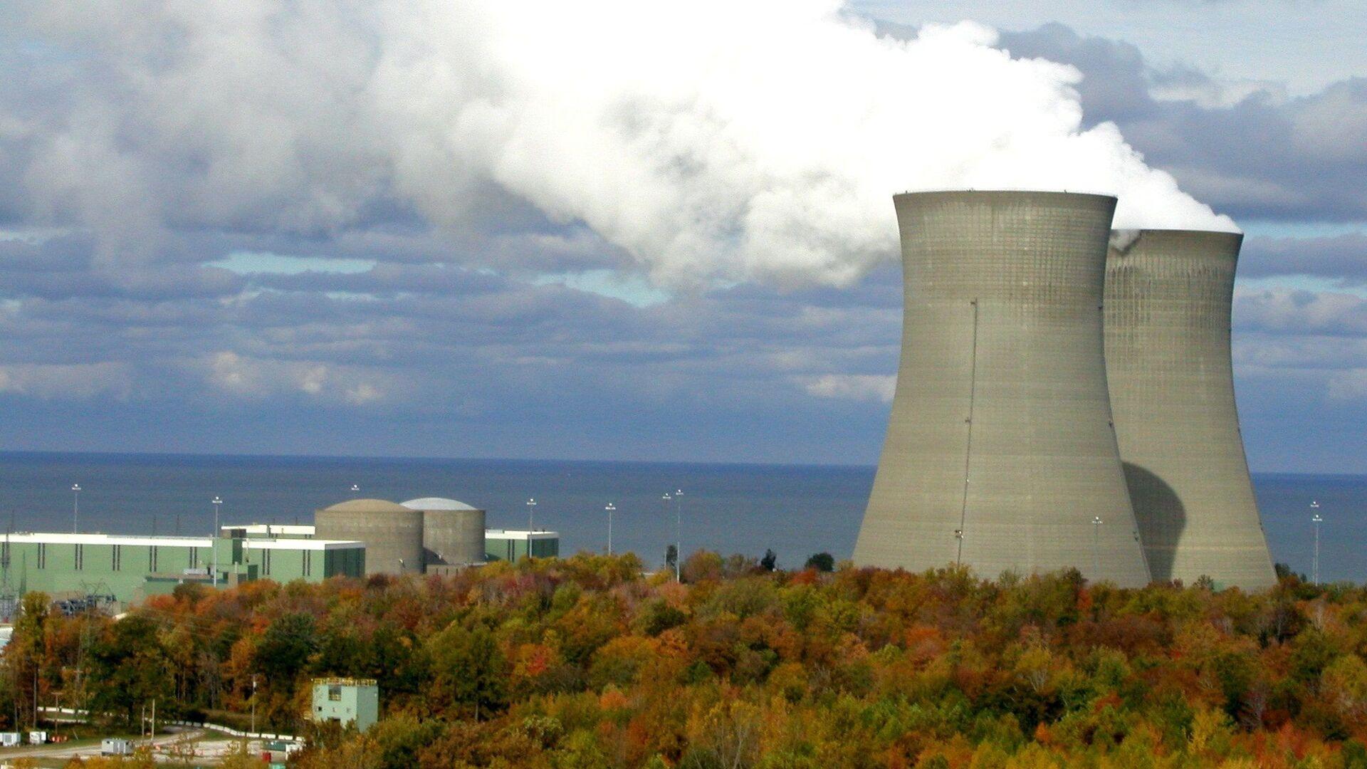 Centrale nucleare  - Sputnik Italia, 1920, 06.04.2021
