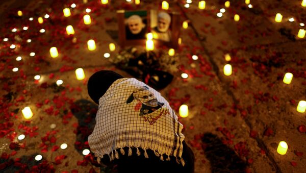 Bagdad commemorazione generale Soleimani - Sputnik Italia