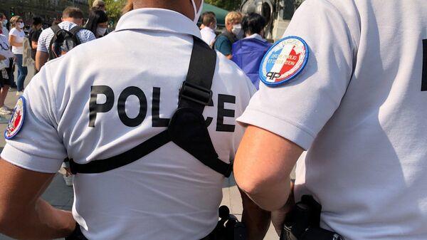 Polizia francese - Sputnik Italia