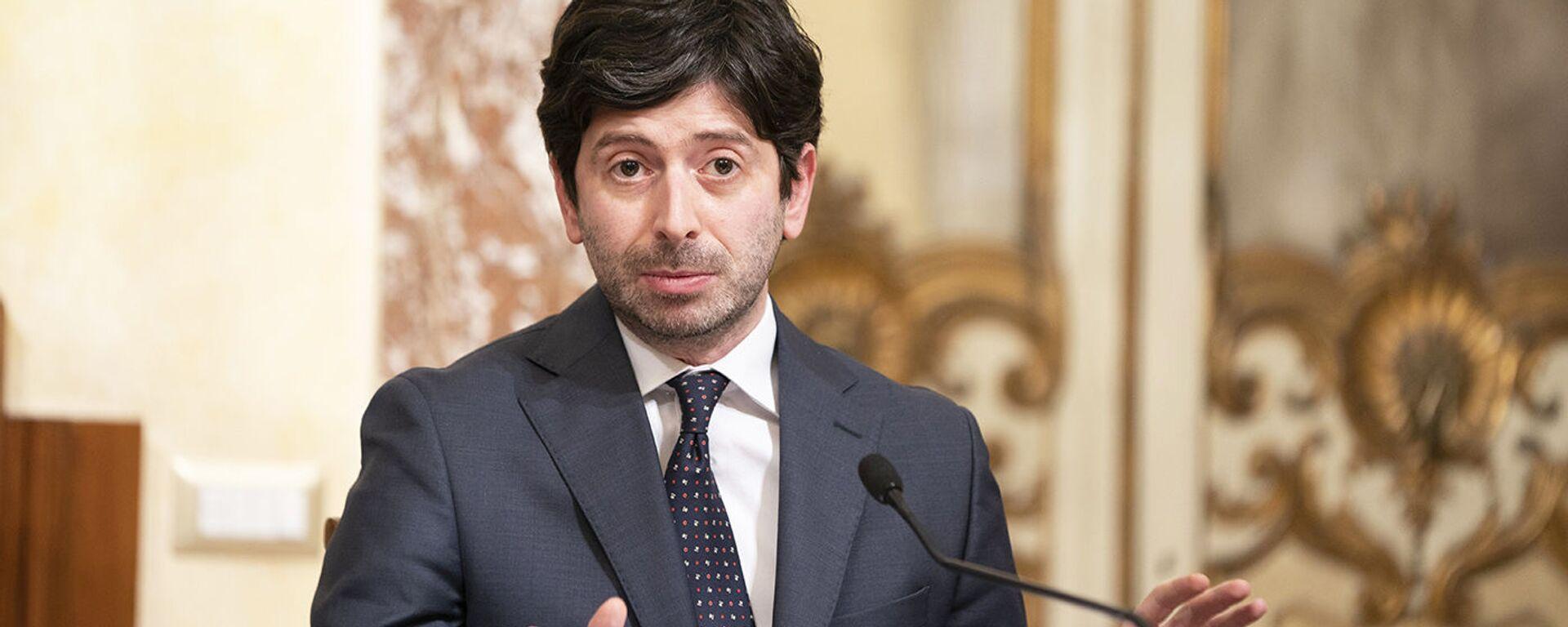 Ministro della Salute Roberto Speranza - Sputnik Italia, 1920, 20.03.2021