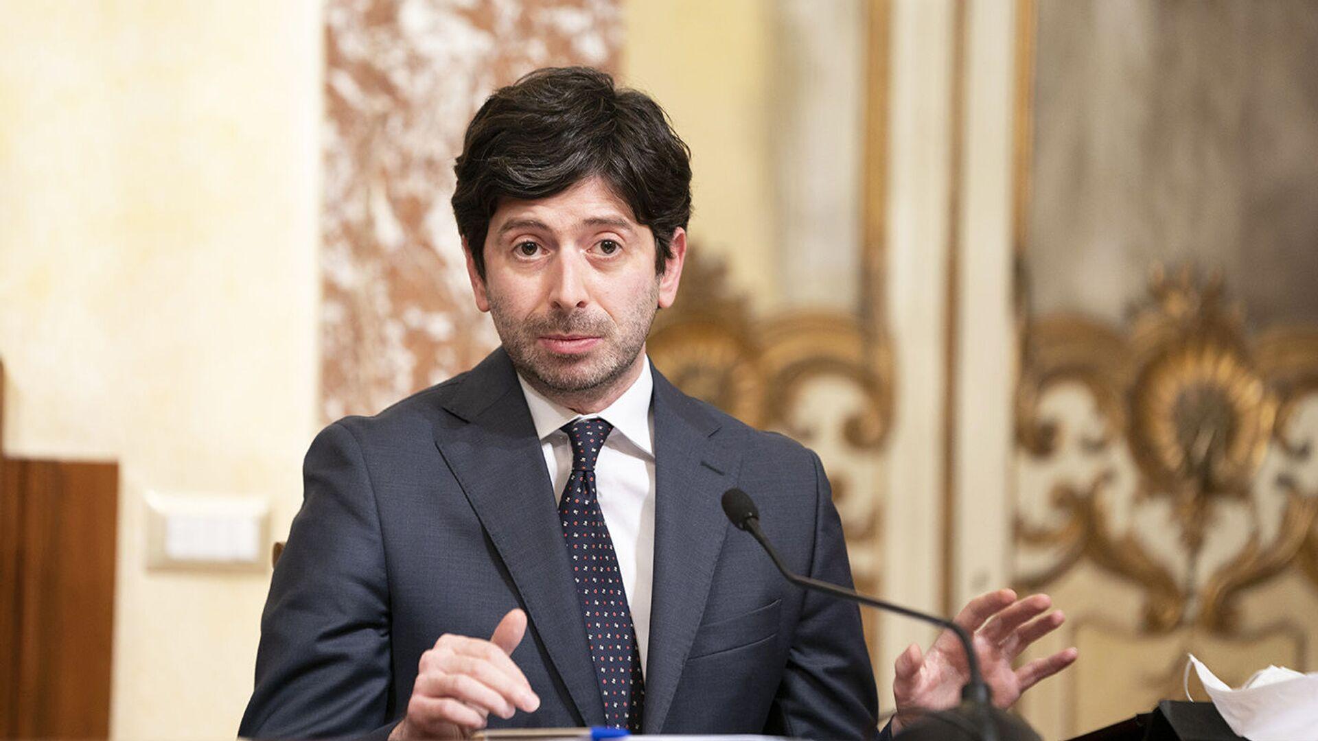 Ministro della Salute Roberto Speranza - Sputnik Italia, 1920, 29.05.2021