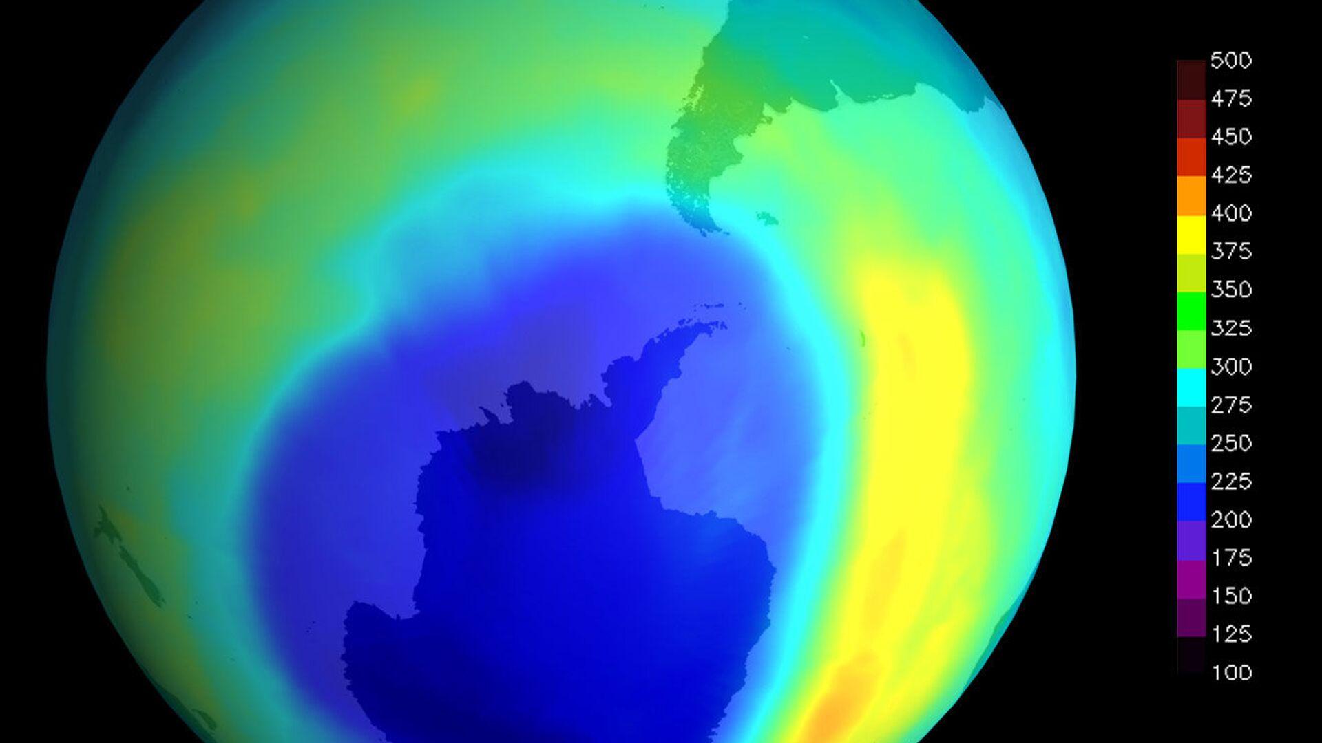 buco dell'ozono - Sputnik Italia, 1920, 16.09.2021