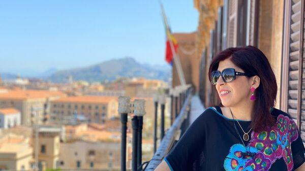 Angela Foti - Sputnik Italia