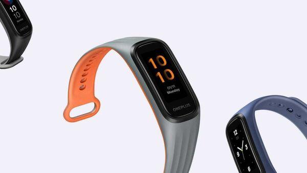 OnePlus Band, bracciale smart intelligente di OnePlus - Sputnik Italia