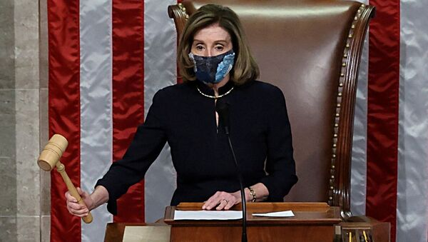 Nancy Pelosi - Sputnik Italia