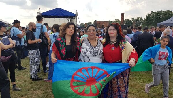 Il partito rom Mistipé - Sputnik Italia