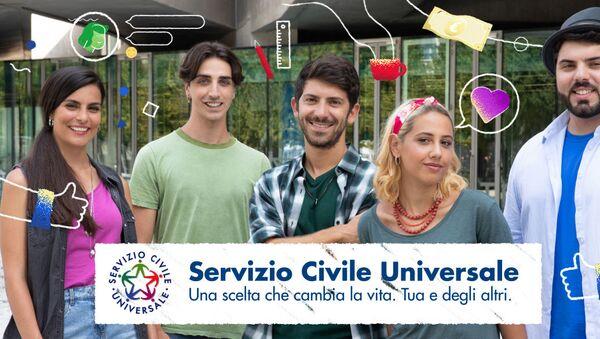 Servizio civile universale - Sputnik Italia
