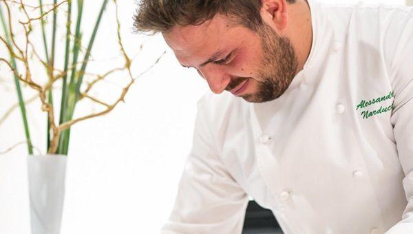 Alessandro Narducci, chef Aquolina - Sputnik Italia