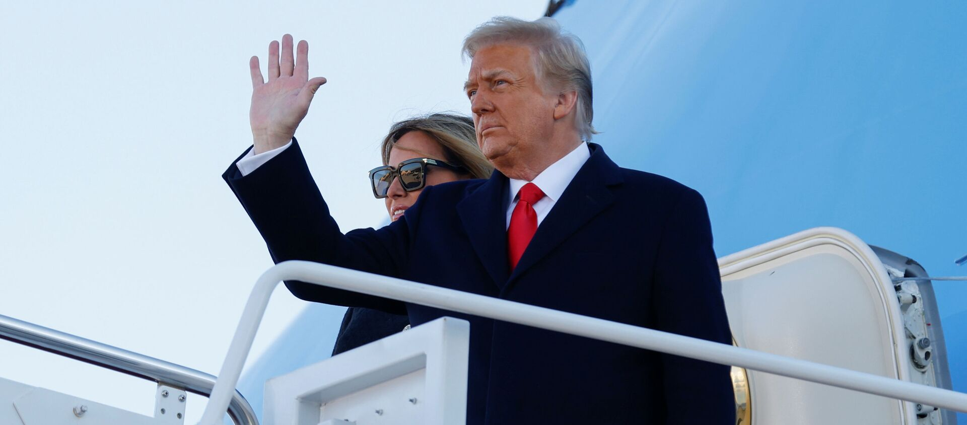 Donald Trump - Sputnik Italia, 1920, 10.02.2021
